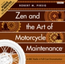 Zen And The Art Of Motorcycle Maintenance (R) - Book