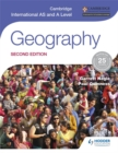 Cambridge International AS and A Level Geography second edition - Book