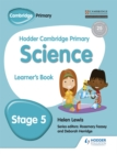Hodder Cambridge Primary Science Learner's Book 5 - Book