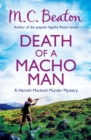Death of a Macho Man - Book