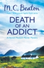 Death of an Addict - Book