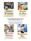 The Lord Edward Corinth and Verity Browne Omnibus (Books 1-4) : Sweet Poison, Bones of the Buried, Hollow Crown, Dangerous Sea - eBook
