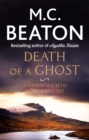 Death of a Ghost - Book