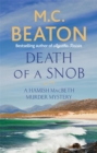 Death of a Snob - Book