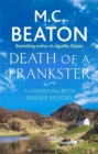 Death of a Prankster - Book