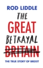 The Great Betrayal - Book