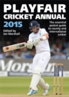 Playfair Cricket Annual 2015 - Book