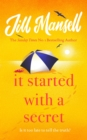 It Started with a Secret : The 'supremely feel-good' SUNDAY TIMES bestseller - eBook
