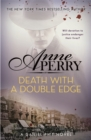 Death with a Double Edge (Daniel Pitt Mystery 4) - Book