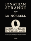 Jonathan Strange & Mr Norrell : A Board Game of English Magic - Book
