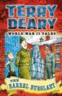 World War II Tales: The Barrel Burglary - Book