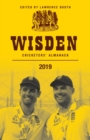 Wisden Cricketers' Almanack 2019 - Book
