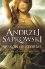 Season of Storms : A Novel of the Witcher - Book