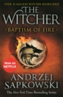 Baptism of Fire : Witcher 3 - Now a major Netflix show - Book