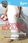 The Beach Wedding - eBook