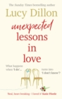 Unexpected Lessons in Love : What happens when  I do  turns into  I don t know ? - eBook