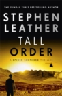 Tall Order - Book