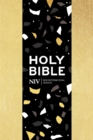 NIV Pocket Gold Soft-tone Bible with Zip - Book