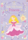 Little Sticker Dolly Dressing Princess - Book