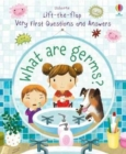 Lift-the-flap Very First Questions and Answers What are Germs? - Book