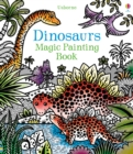 Dinosaurs Magic Painting Book - Book
