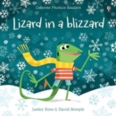Lizard in a Blizzard - Book