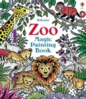 Zoo Magic Painting Book - Book
