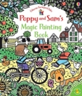 Poppy and Sam's Magic Painting Book - Book
