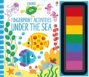 Fingerprint Activities Under the Sea - Book