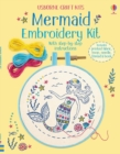 Embroidery Kit: Mermaid - Book