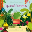 Iguana's Bananas - Book