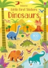 Little First Stickers Dinosaurs - Book