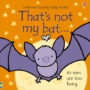 That's not my bat... - Book