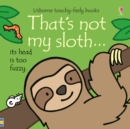 That's not my sloth... - Book
