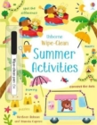Wipe-Clean Summer Activities - Book