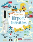 Wipe-Clean Airport Activities - Book