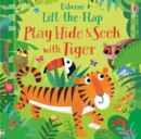 Play Hide and Seek with Tiger - Book