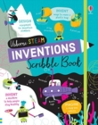 Inventions Scribble Book - Book