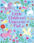Little Children's Unicorns Pad - Book