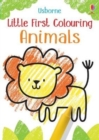 Little First Colouring Animals - Book
