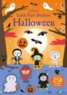 Little First Stickers Halloween - Book