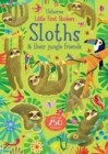 Little First Stickers Sloths - Book
