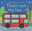 That's not my bus... - Book