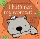 That's not my wombat... - Book