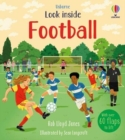 Look Inside Football - Book