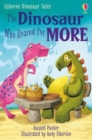 The Dinosaur Who Roared for More - Book
