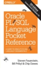 Oracle PL/SQL Language Pocket Reference, 5E - Book