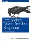 Intelligence-Driven Incident Response - Book