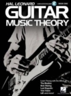 Hal Leonard Guitar Music Theory - Book