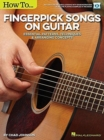 Chad Johnson : How to Fingerpick Songs On Guitar (Book/Online Audio) - Book